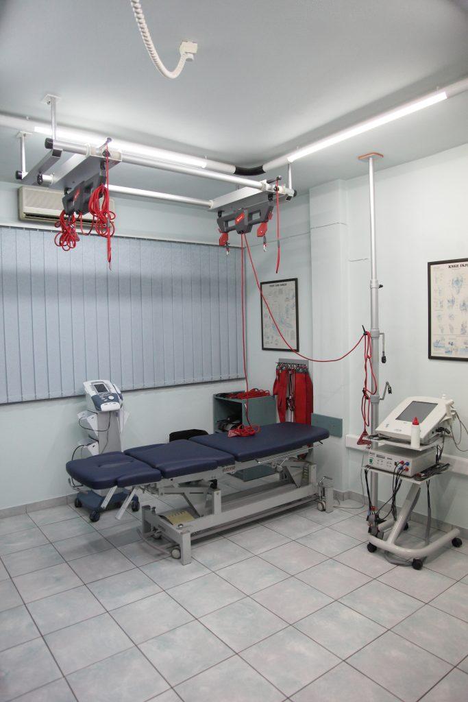 Το Φυσικοθεραπευτήριο Αργύργης Ζουρμπάκης Φυσικοθεραπευτής Χαλκίδα
